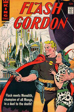Flash-Gordon_Comic