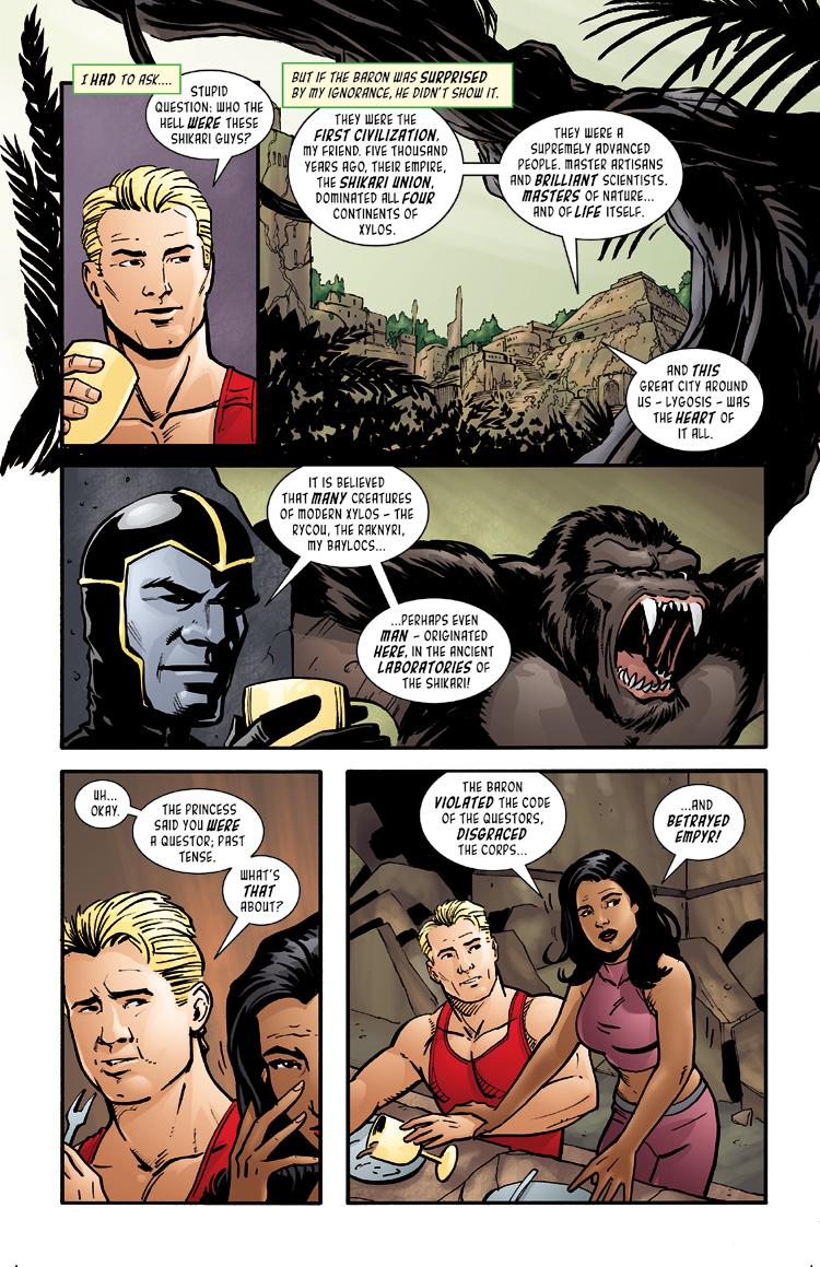 Chapter Three: Page Three