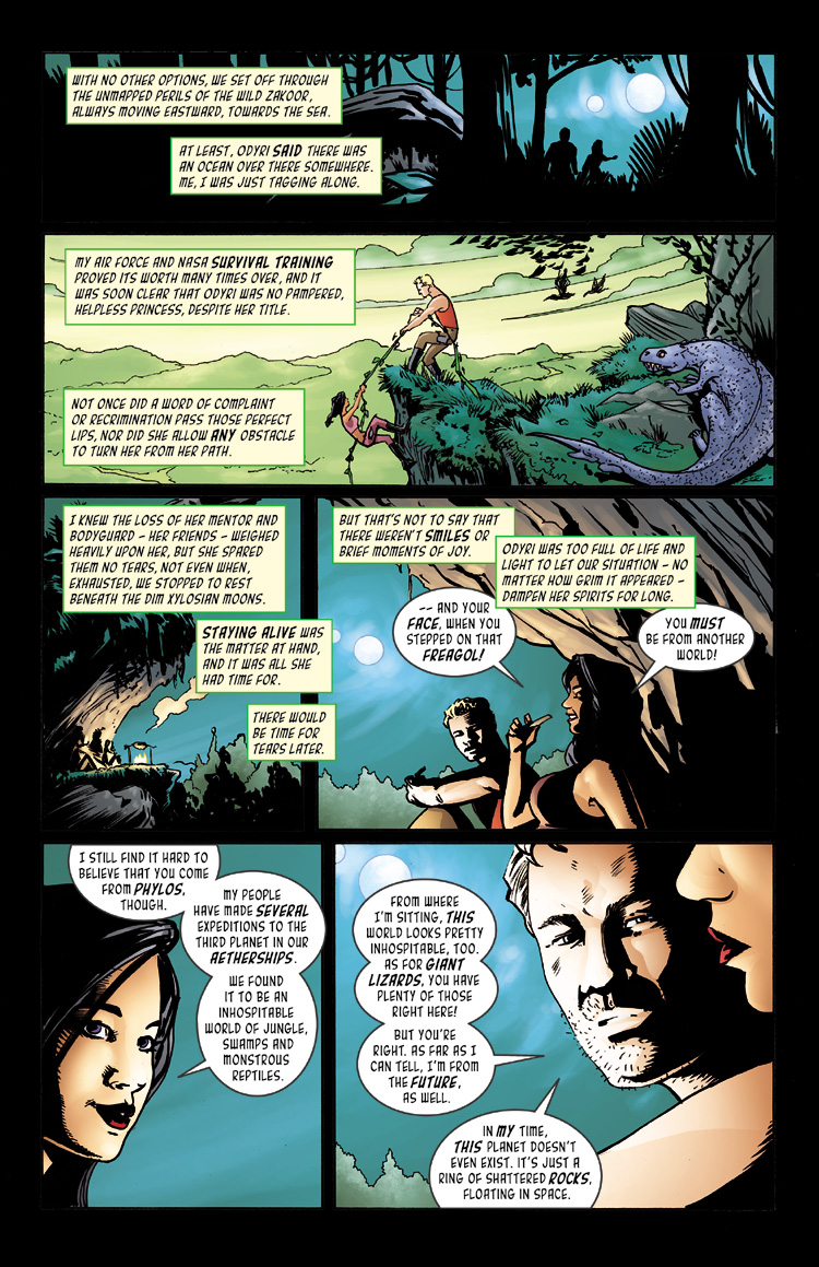 Chapter Two: Page Twenty-Two