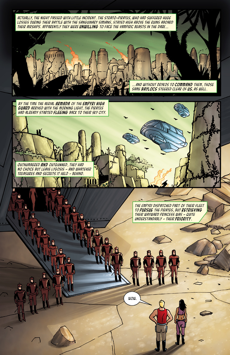 Chapter Three: Page Twenty-Seven